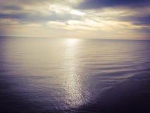 Água Sun Fotografia de Stock Royalty Free