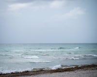 Águas ásperas Fotos de Stock