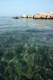Águas azuis 2 Fotografia de Stock