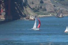 Águas azuis profundas que chamam!!! Fotos de Stock Royalty Free