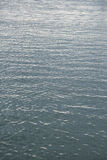 Águas calmas do oceano Foto de Stock