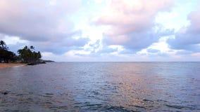Águas coloridas Fotografia de Stock Royalty Free