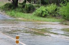 Águas da inundação Imagem de Stock Royalty Free
