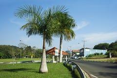 Águas de São Pedro Royalty Free Stock Photo