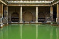 Águas dos termas do banho Foto de Stock
