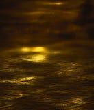 Águas escuras Foto de Stock
