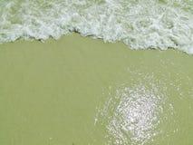 Águas espumosas Imagens de Stock