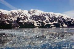 Águas geladas imagem de stock