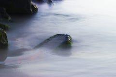 Águas leitosas imagens de stock royalty free