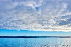 Águas silenciosas Fotos de Stock