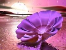 Águas sonhadoras 9 Fotos de Stock Royalty Free