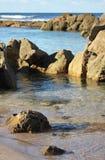 Águas tranquilos imagens de stock