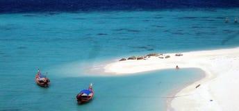 Águas tropicais 2 Imagens de Stock Royalty Free