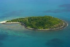 Águas tropicais Fotografia de Stock