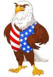 Águia americana Foto de Stock Royalty Free