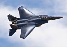 Águia da batida de F-15E Fotos de Stock Royalty Free