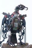 Águia da máquina Imagens de Stock