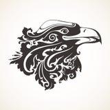 Águia decorativa decorativa Fotografia de Stock Royalty Free
