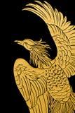 Águia dourada. Fotografia de Stock