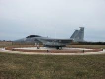 Águia F-15 Foto de Stock