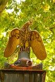 Águila alemana Fotos de archivo libres de regalías