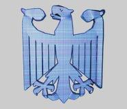 Águila alemana Foto de archivo libre de regalías