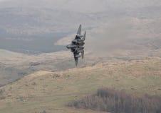 Águila de la huelga F-15 Fotografía de archivo libre de regalías