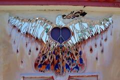 Águila del art déco Fotografía de archivo libre de regalías