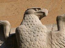 Águila del reino Fotos de archivo