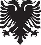 Águila del vector Foto de archivo