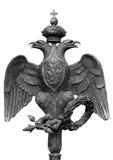 águila Doble-dirigida Foto de archivo libre de regalías