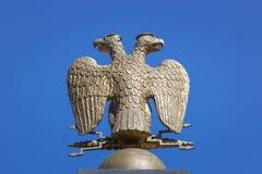 águila Doble-dirigida Fotografía de archivo
