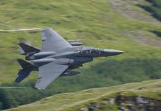 Águila F-15 Fotos de archivo libres de regalías