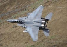 Águila F15 Imágenes de archivo libres de regalías