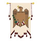 Águila heráldica Fotografía de archivo libre de regalías