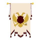 Águila heráldica Imagen de archivo libre de regalías