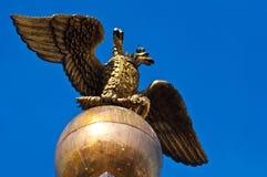 Águila Two-headed Fotos de archivo