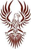 Águila, vector ilustración del vector