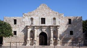 Álamo en San Antonio Fotografía de archivo