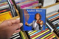 Álbum: André Rieu - Strauss y Co fotos de archivo libres de regalías