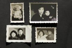 Álbum de foto Fotografia de Stock
