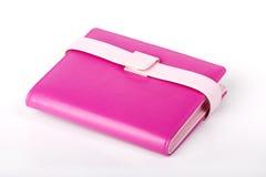Álbum de foto cor-de-rosa Imagens de Stock Royalty Free