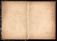 Álbum de sello viejo Fotos de archivo