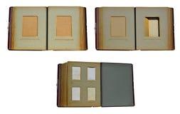 Álbumes retros Imagenes de archivo