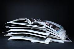 Álbuns de fotografias imagens de stock