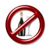 Álcool Imagens de Stock Royalty Free