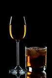 Álcool. foto de stock