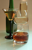 Álcool Imagem de Stock