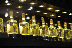 Álcool de Swellfun Fotografia de Stock Royalty Free