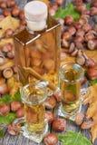 Álcool do carvalho imagem de stock
